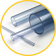 CLEAR-40 - Clear PVC Pipe